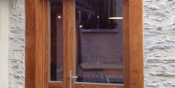 Menuiseries et portes d'entrée PVC