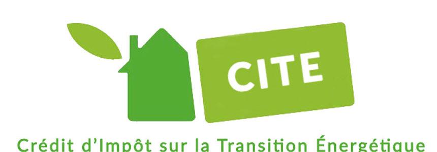 Informations sur le crédit d'impôt (CITE)